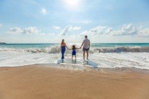 Wer toll in den Urlaub will muss Geld sparen